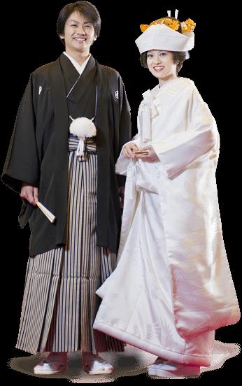 鹿児島縣護國神社での神前式