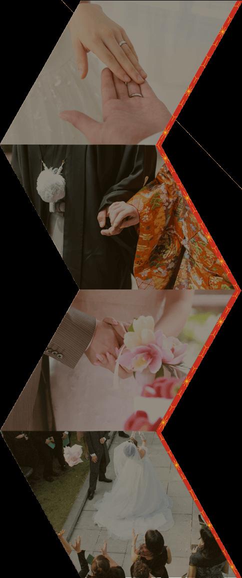 結婚前後のスケジュール